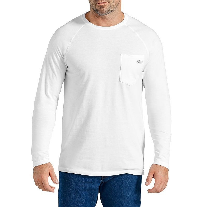 Dickies Temp Iq Performance Cooling Long Sleeve T Shirt Big