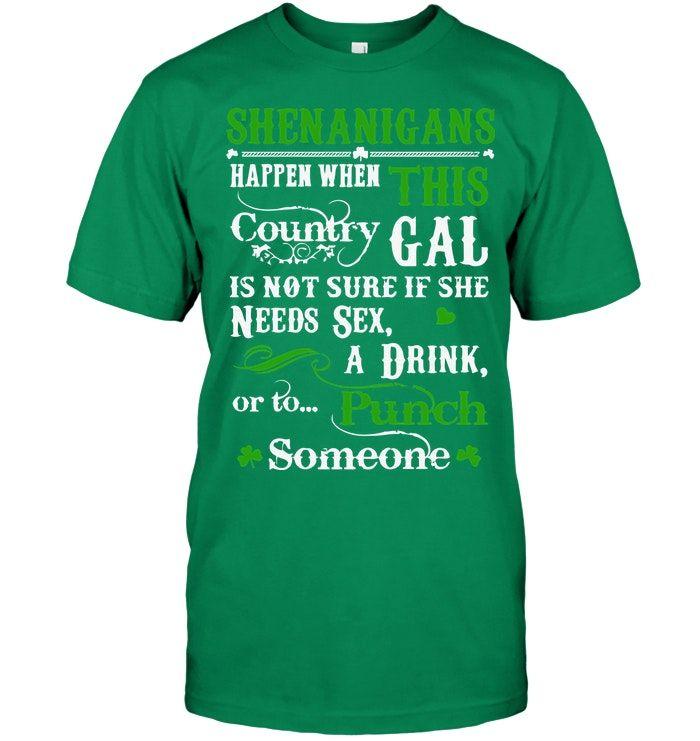 St. Patrick Sex