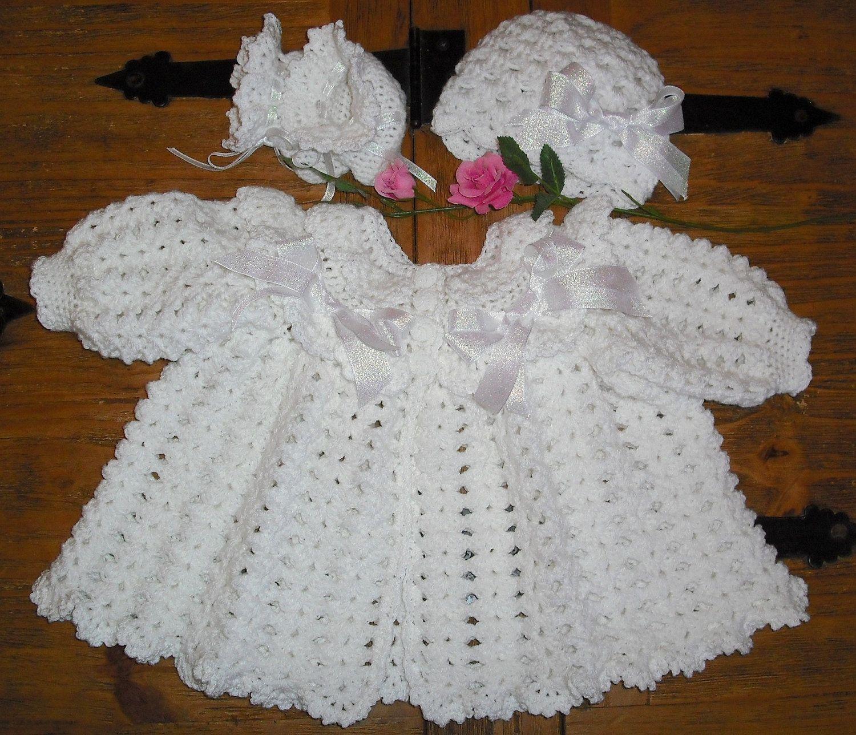 Crochet baby set | crochet patterns - babies/kids | Pinterest | Bebe ...