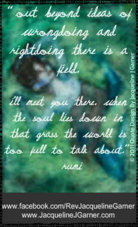 Quote Garden Quote Garden Rumi Quotesget More Inspirational Quotes
