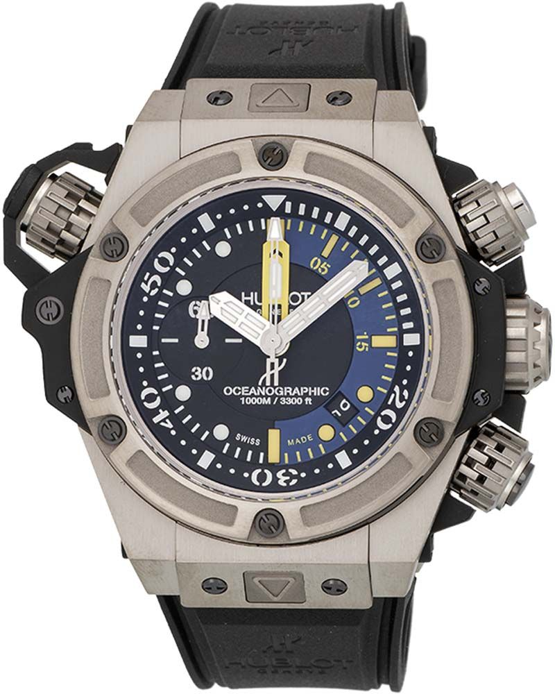 07d18e54cc7 ShopWorn™ Hublot King Power Oceanographic