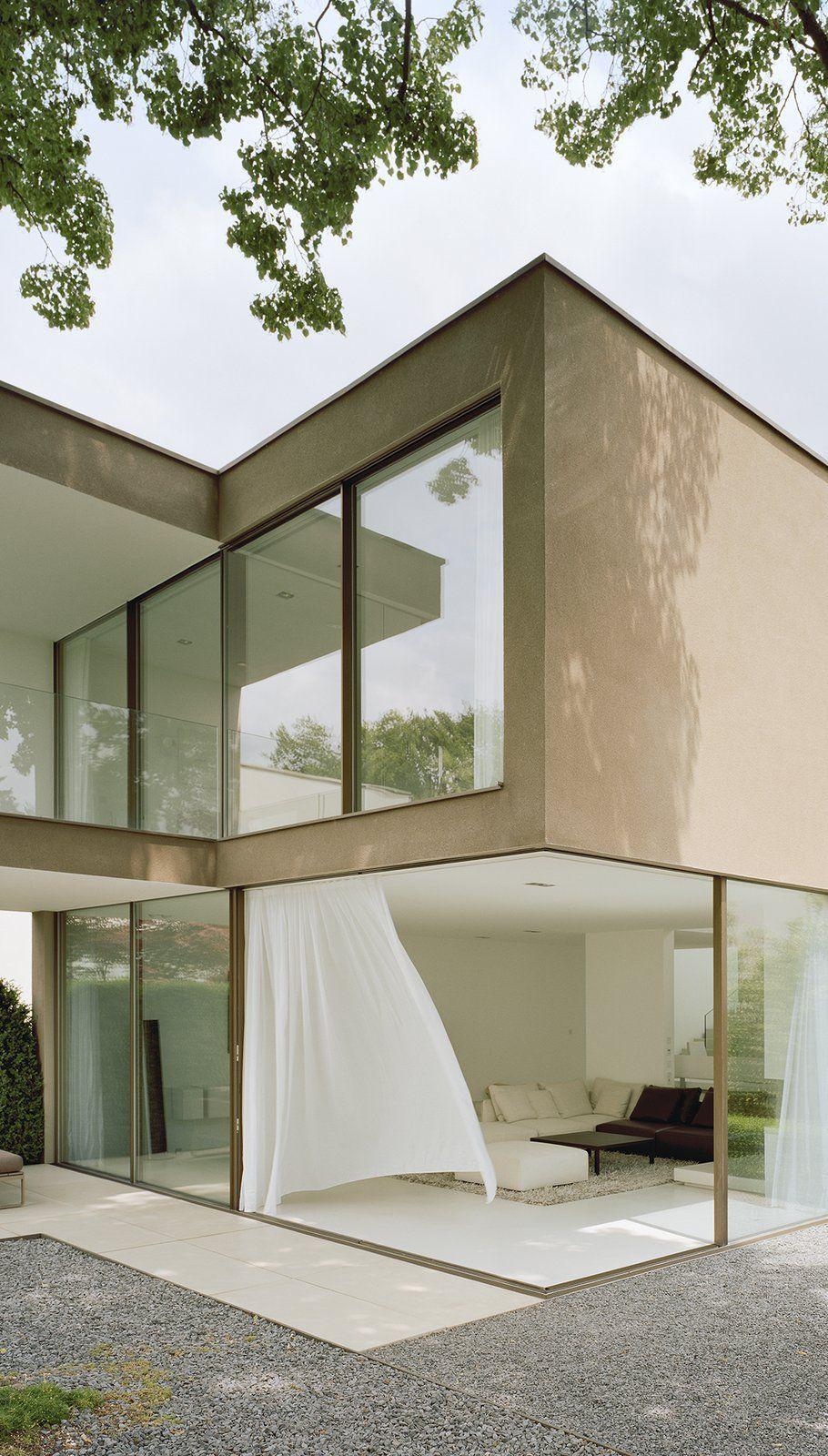 Sky-Frame Classic Schiebefenster | Fenster | Pinterest | Fassaden ...