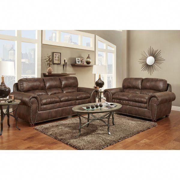 this configurable living room set features a sophisticate