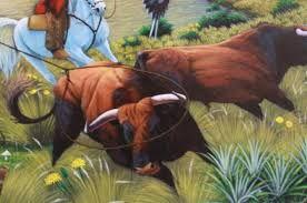 Resultado de imagen para pinturas ecuatorianas indigenas