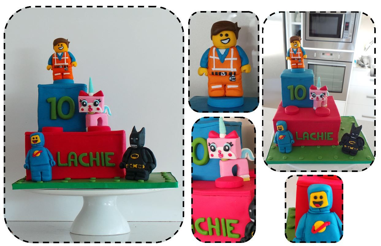Cake i made for my son lachie for his 10th birthday