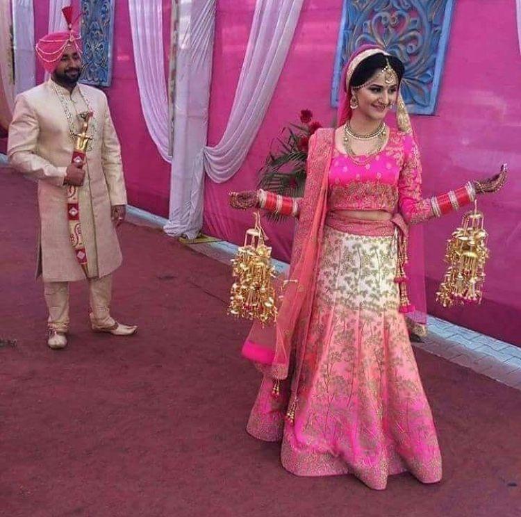Pin de Sukhman Cheema en Punjabi Royal Brides | Pinterest