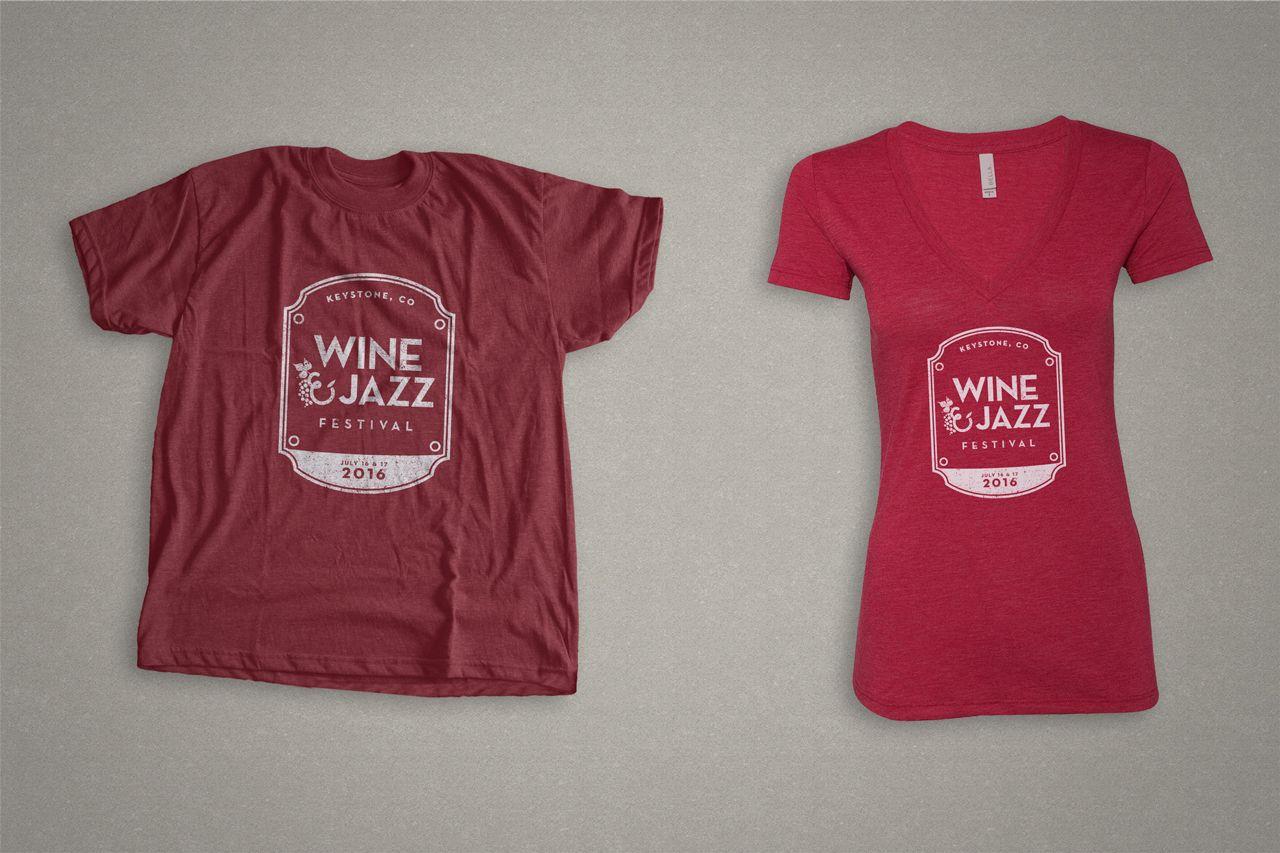 Keystone Festival Shirts Wine And Jazz Festival Wine Label Design T Shirt Design Graphic Tee Event Shirt Unise Festival Shirts Event Shirts Shirt Designs
