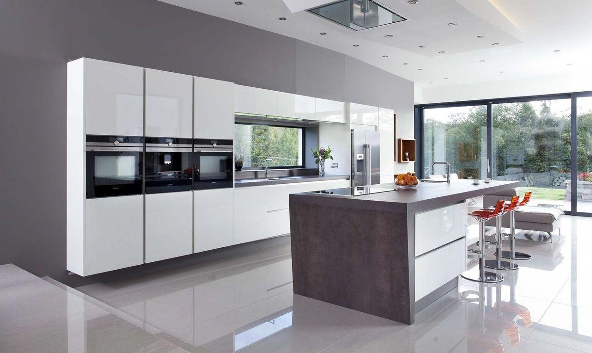 Medium Sized Kitchen Design Ideas