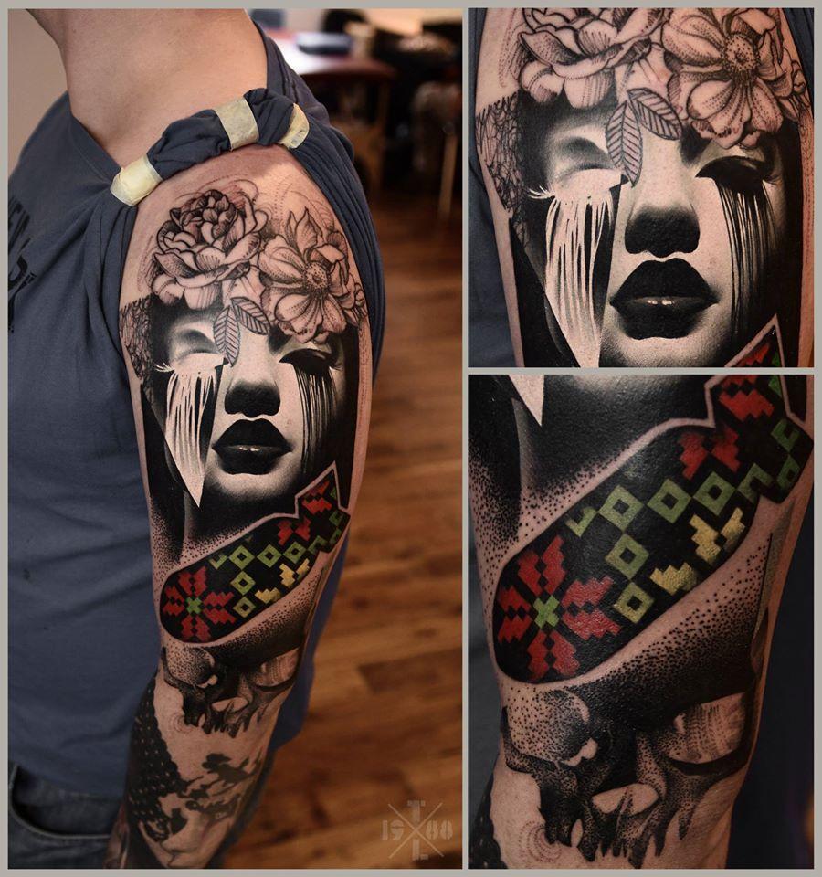 Redberry tattoo studio wroc aw living canvas pinterest for Studio 42 tattoo