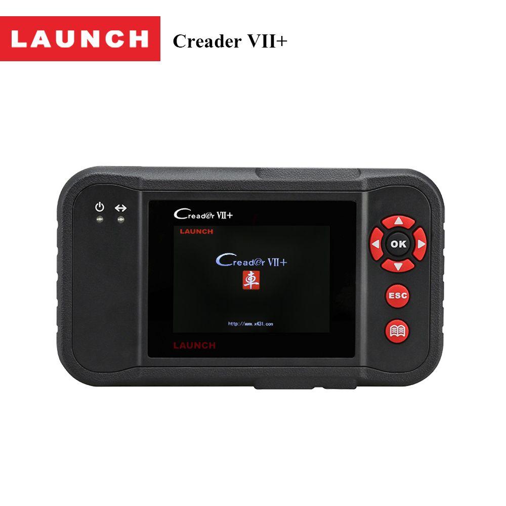 Launch automotive scanner