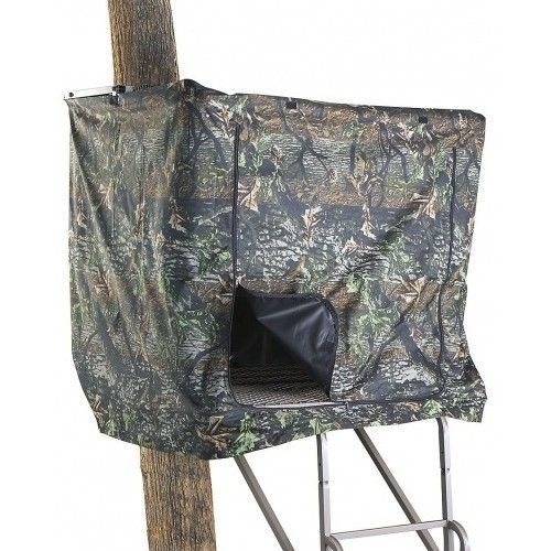Guide Gear Tree Stand Universal Treestand Blind Deer Hunting Bow Game