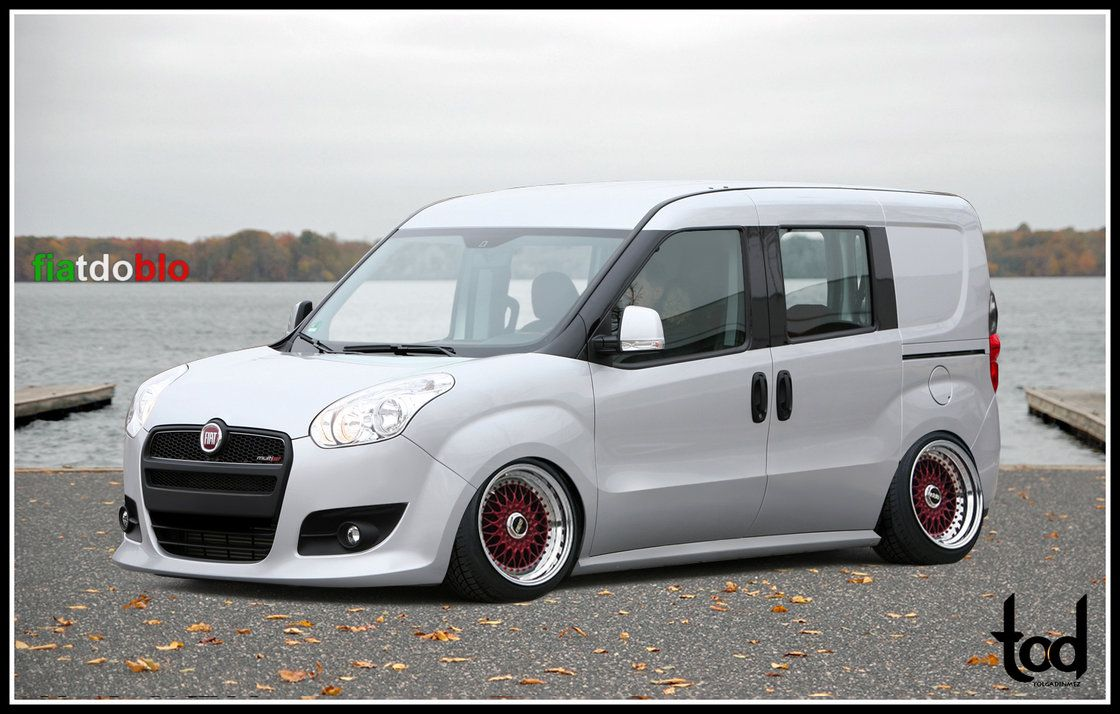 fiat doblo modified car symbols super cars. Black Bedroom Furniture Sets. Home Design Ideas