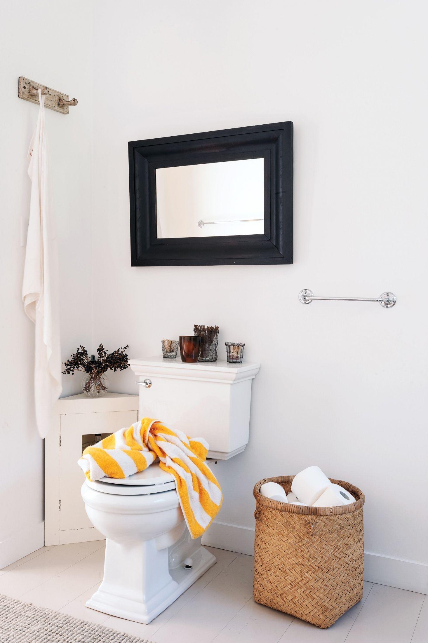 5 Quick Fixes Inventive Toilet Paper Storage Remodelista Diy Toilet Paper Holder Toilet Paper Storage Toilet Paper Holder