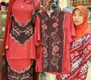 Kain Sasirangan Merupakan Kain Batik Tradisional Dari Banjarmasin