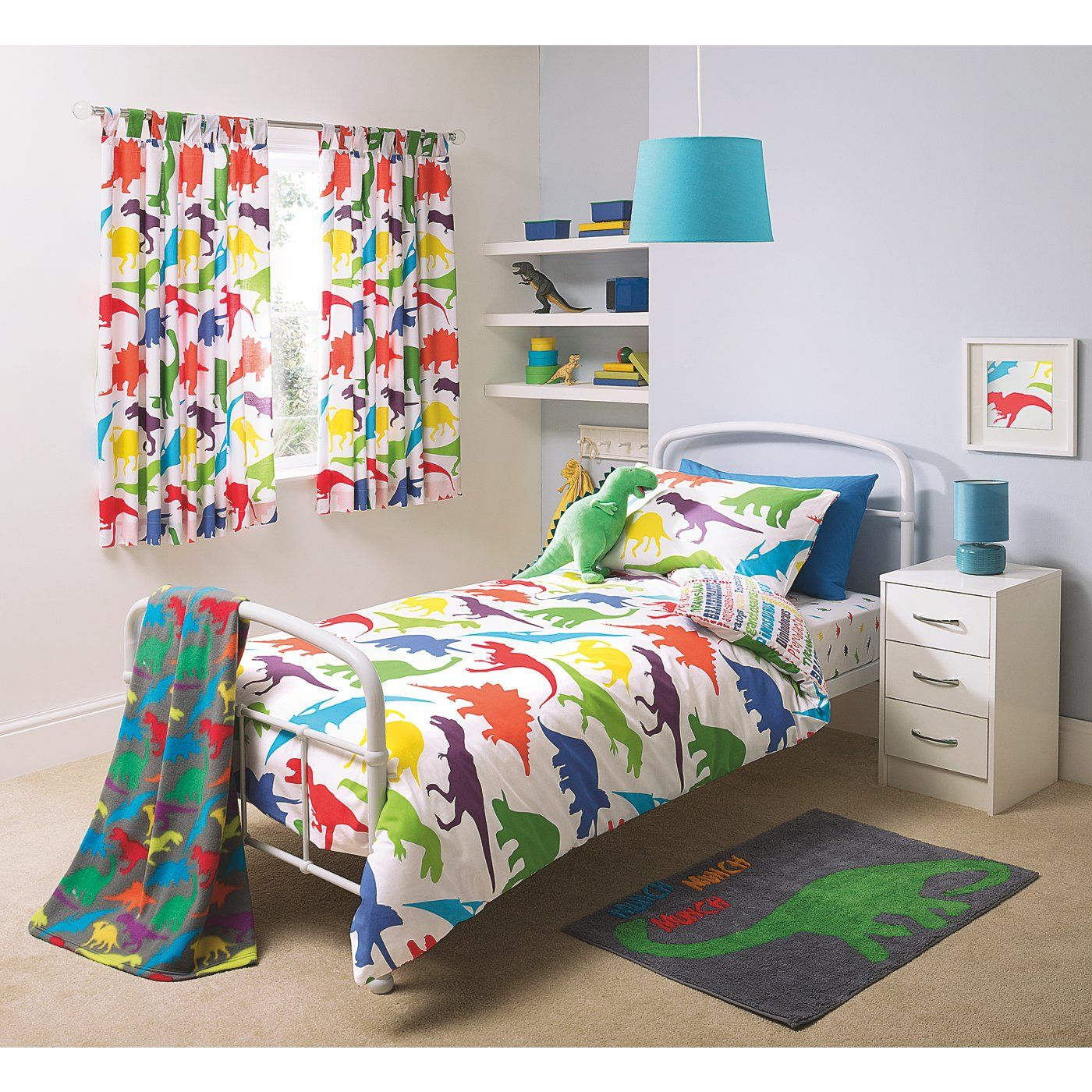 Buy George Home Dino Bedroom Set From Our Bedding Range Today From ASDA  Direct.