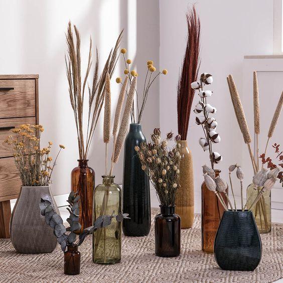 Photo of Dried flowers love #dry flowers #vases #autumn #herbstdeko #tischdeko Herbstdeko #cake – home decorasyon