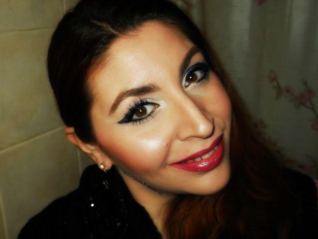 MyaFantasy Beauty: #MiConcioPerleFeste -make up look 2-