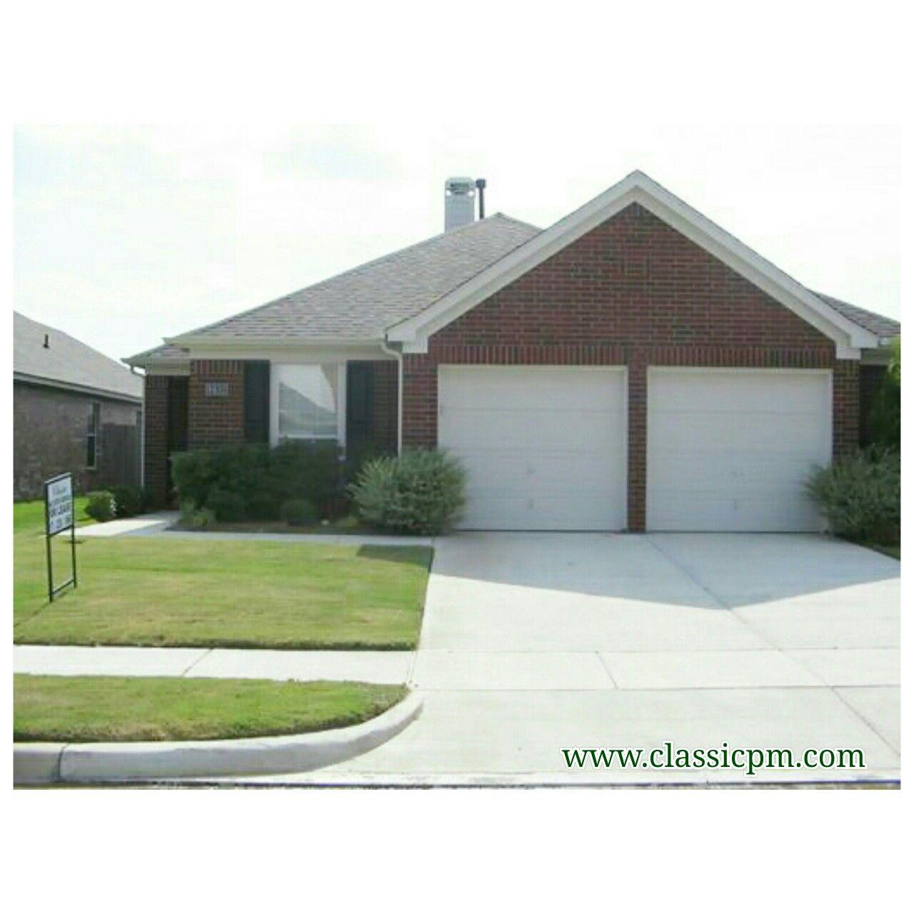 8632 Fernhill Drive Fort Worth Texas 76123 3 Bd 2 Ba 1 445 Sq