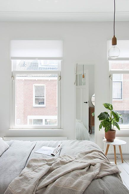 Slaapkamer make-over van interieurstylist Holly | Pinterest