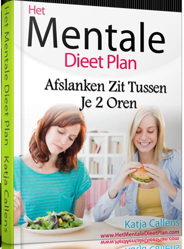 Het MENTALE Dieet Plan