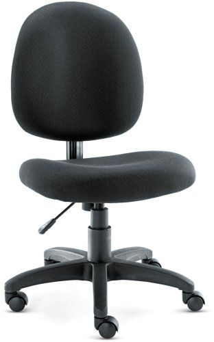 Alera Vt48fa10b Swivel Task Chair Acrylic Black Alera Task