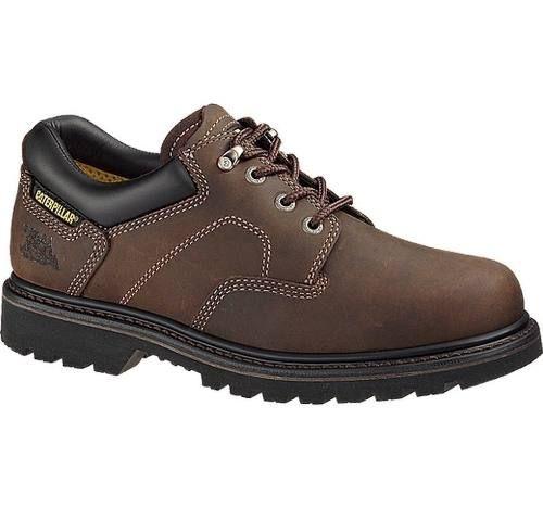 CAT zapatos botas de trekking hombre chocolate con parte superior de nubuck 4yqJ8I7xAl