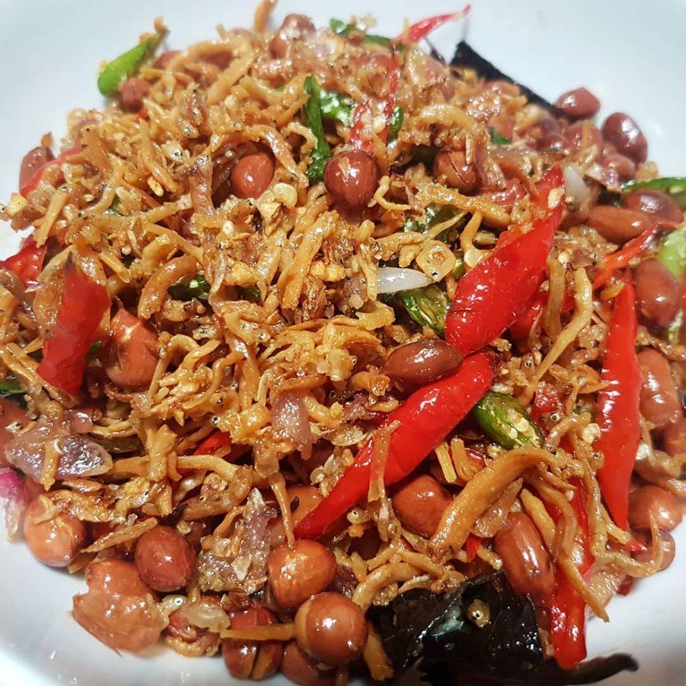 Resep Lauk Kering Yang Tahan Lama Instagram Resep Masakan Makanan Ringan Sehat Masakan