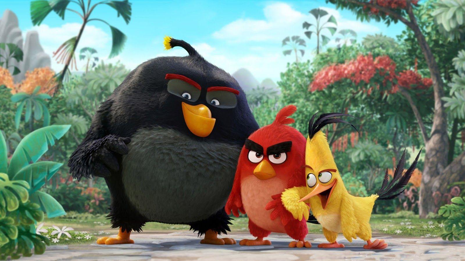 Angry Birds Movie Image 1