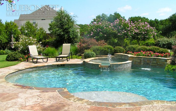 Pool Landscaping Ideas Swimming Pools Landscaping Ideas
