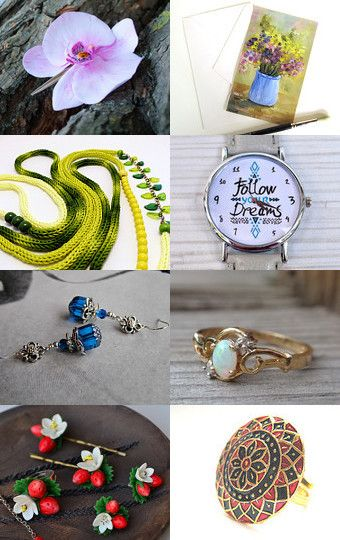beautiful gifts by Natalia Styopina on Etsy