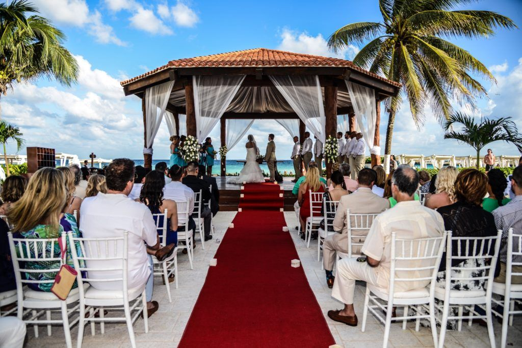Wedding Destination The Royal Playa Del Carmen