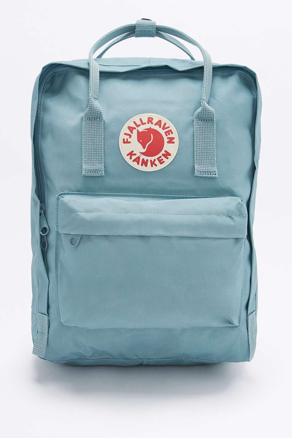 1fad553e0 Fjallraven Kanken Classic Sky Blue Backpack