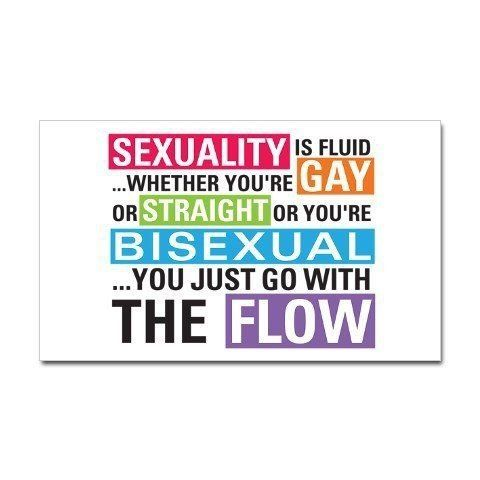 Fluid sexuality word