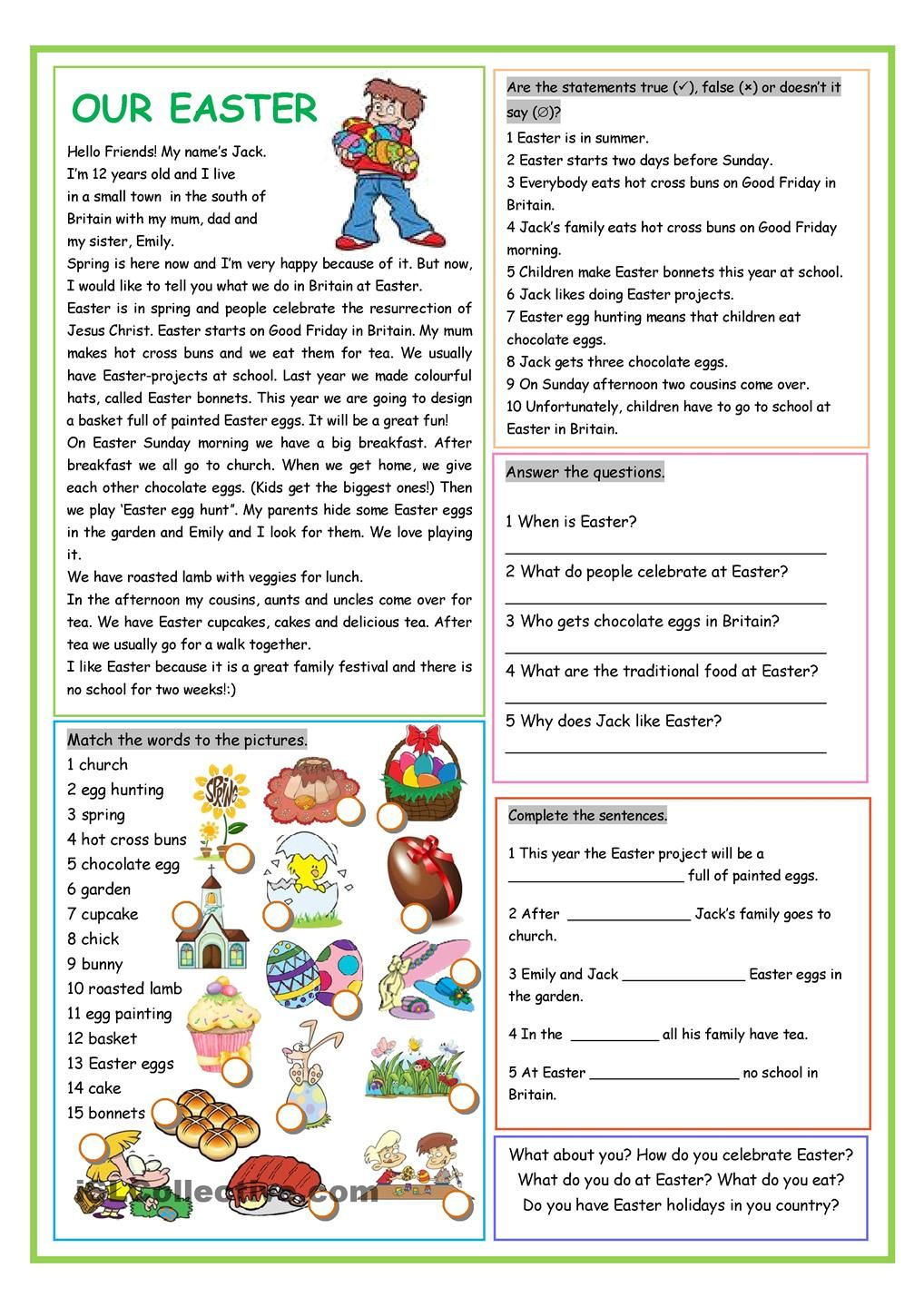 Uncategorized Chocolate Fever Worksheets our easter mia pinterest english and worksheets worksheet free esl printable made by teachers