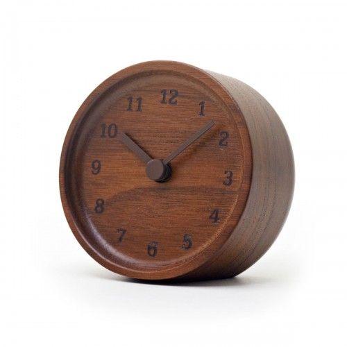 Muku Wooden Desk Clock Wall Clock Wooden Desk Clock Wooden Clock
