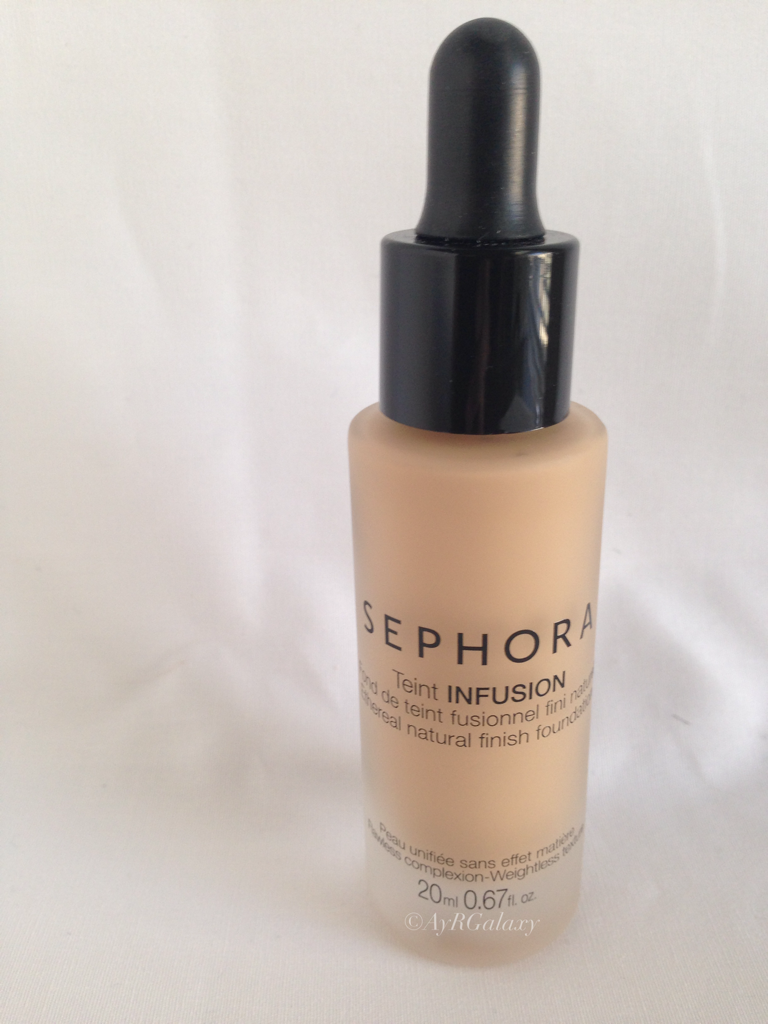 Sephora Collection Teint Infusion Ethereal Natural Finish