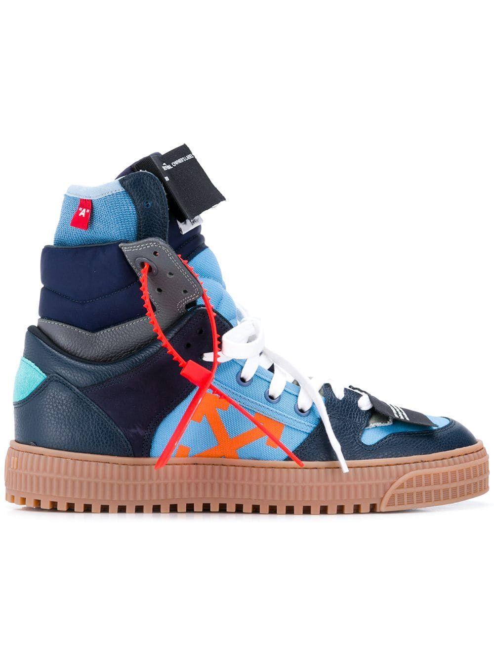 Off-White hi-top Sneakers - Farfetch
