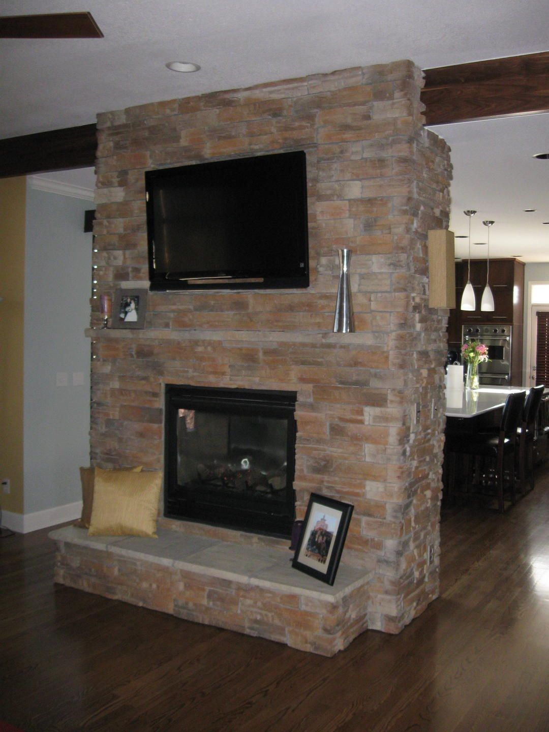 timber ledge sienna fireplace ideas pinterest stone