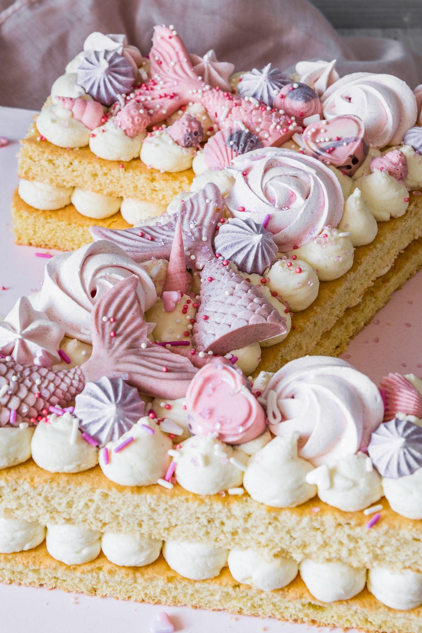Letter Cake - Ahalni Sweet Home