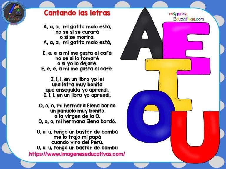 Canciones Tradicionales 11 Letras De Canciones Infantiles Canciones Infantiles Preescolar Canciones