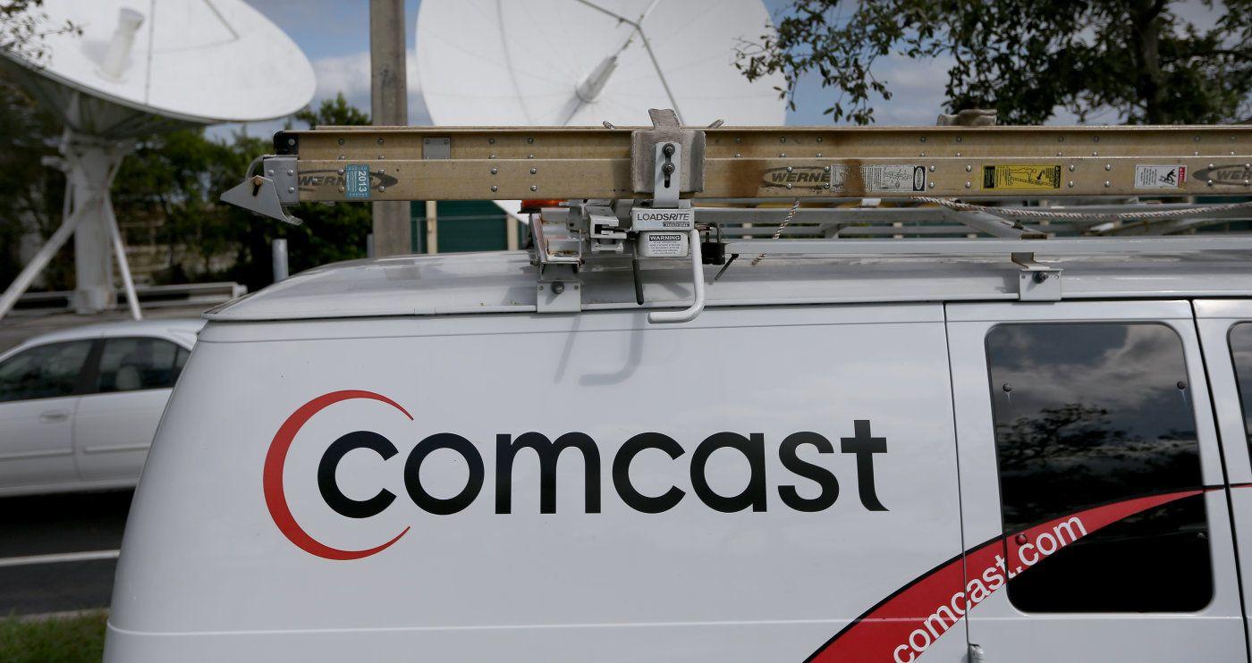 Comcast's gigabit access doesn't officially go