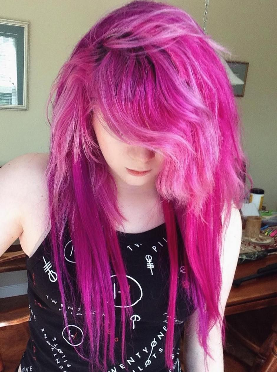 deeply emotional and creative emo hairstyles for girls emo emo