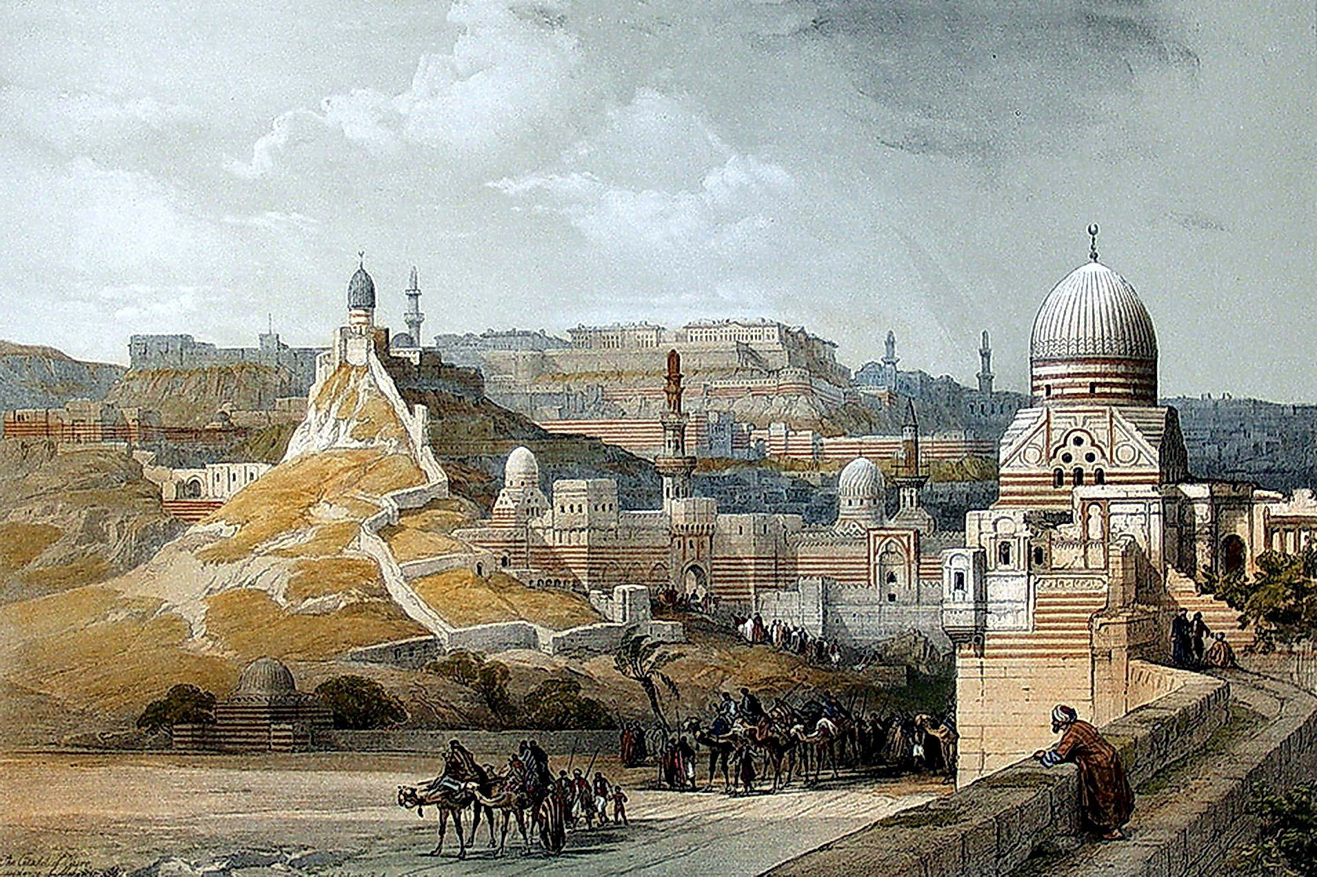 The Citadel Of Cairo Residence Of Mehmed Ali