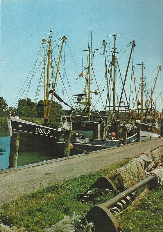Hüsem / Husum (Schleswig-Holstein, Kreis Nordfriesland) -