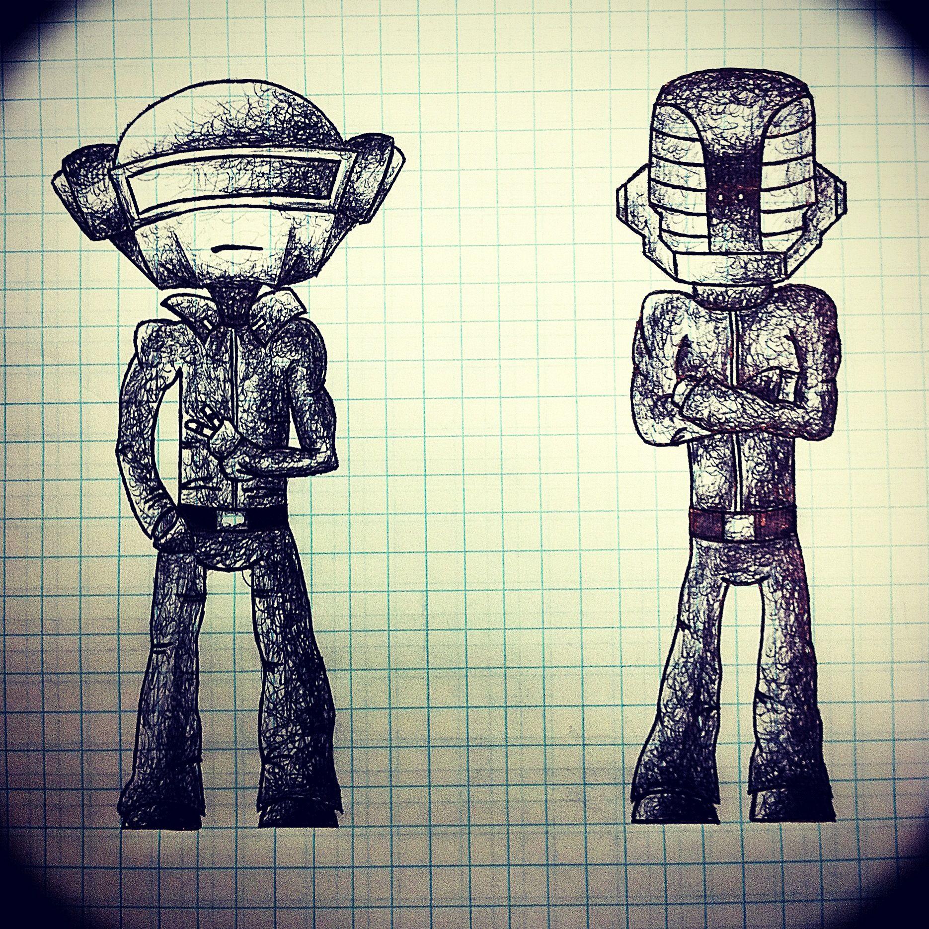 Techno Siiick( Daft Punkelectronic