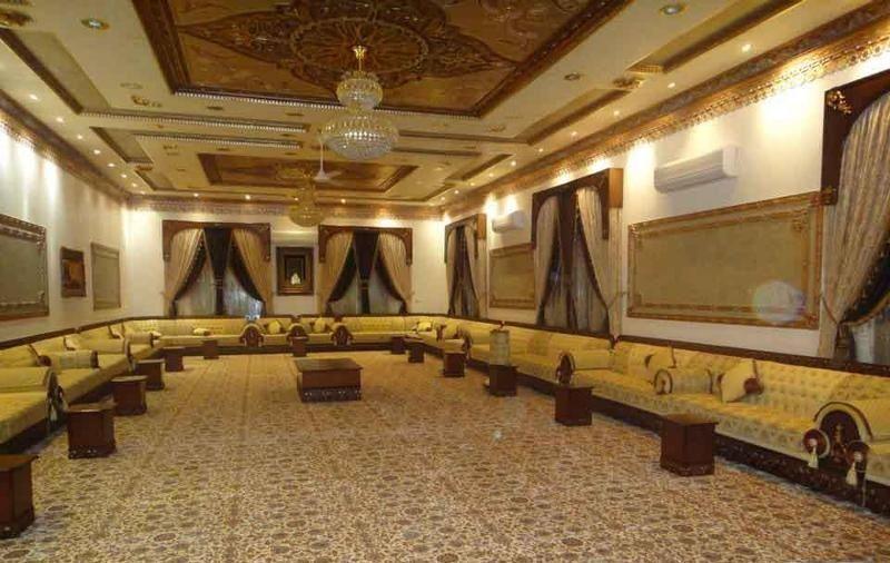 كنبات مجالس رجال ونساء فخمة مغربي وخليجي قصر الديكور Corner Bathtub Furniture Corner