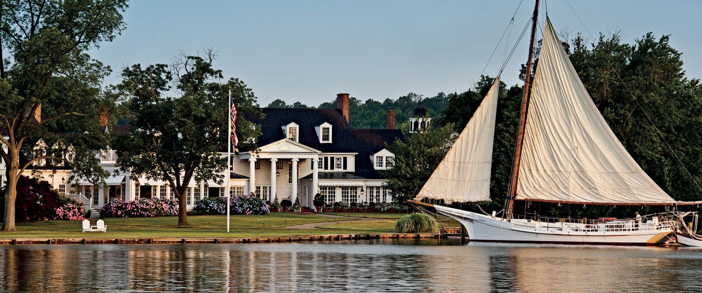 Inn At Perry Cabin St Michaels Md Where Wedding Crashers Was Filmed Best Places To Live Eastern Shore Maryland Seaside Inn
