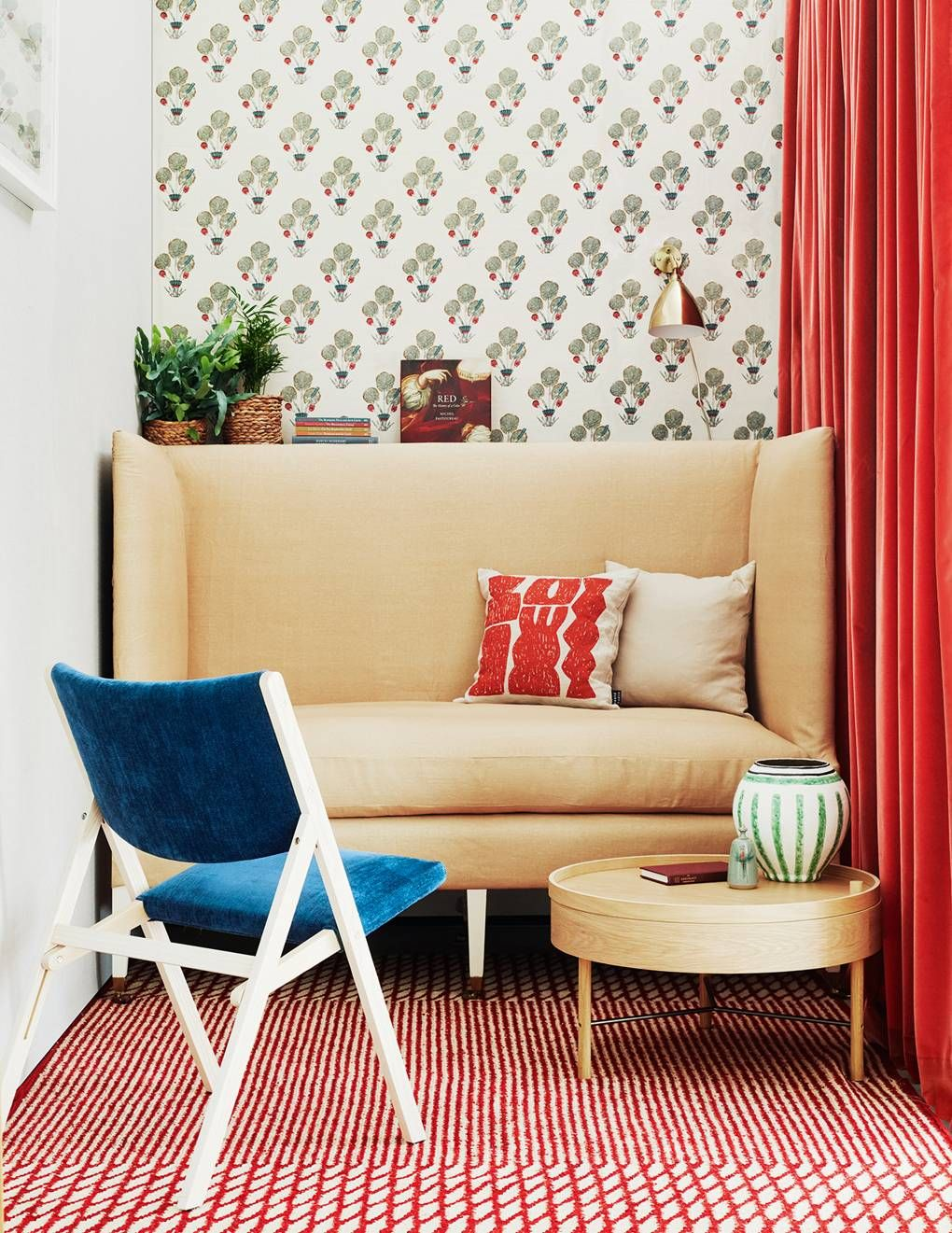 Very Small Living Room Ideas: Six Ways To Decorate A Studio Flat