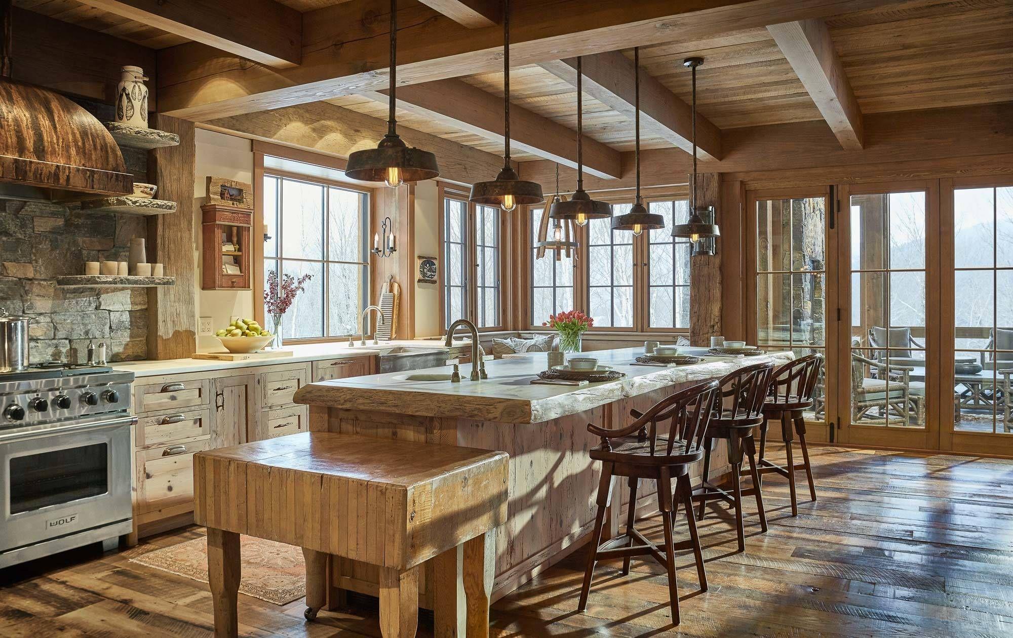 rustic farmhouse style kitchen decor ideas house nu living
