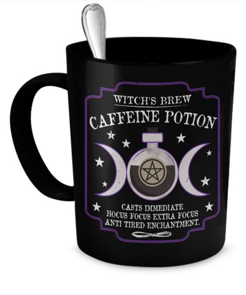 Caffeine potion